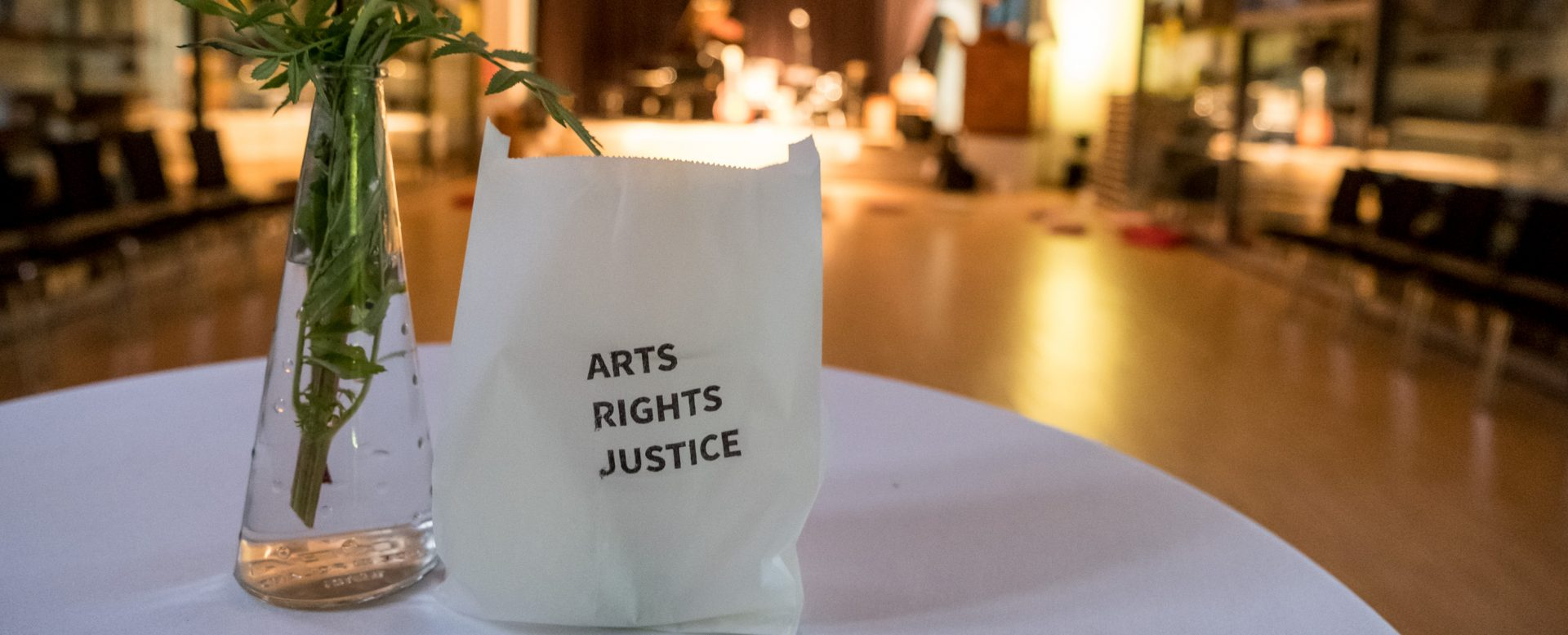 ARTS RIGHTS JUSTICE