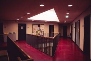 das administrative Gebäude des Instituts für Theater und Populäre Kultur. (c) Isabelle Kaltner