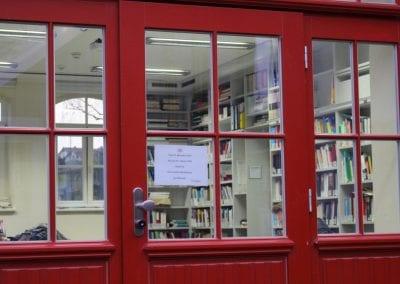 Bibliotheken auf der Domäne
