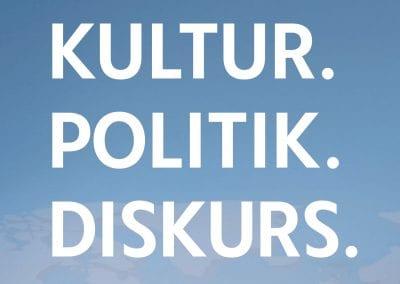 Kultur.Politik.Diskurs
