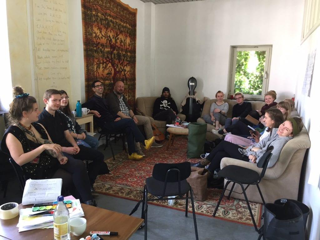 All together now! Kollaborative Formate für ein Musikfestival entwickeln
