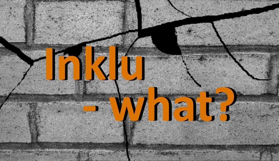 Inklu-What?