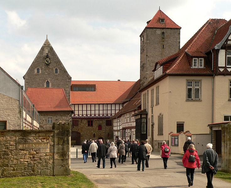 Was von Hildesheim übrig blieb