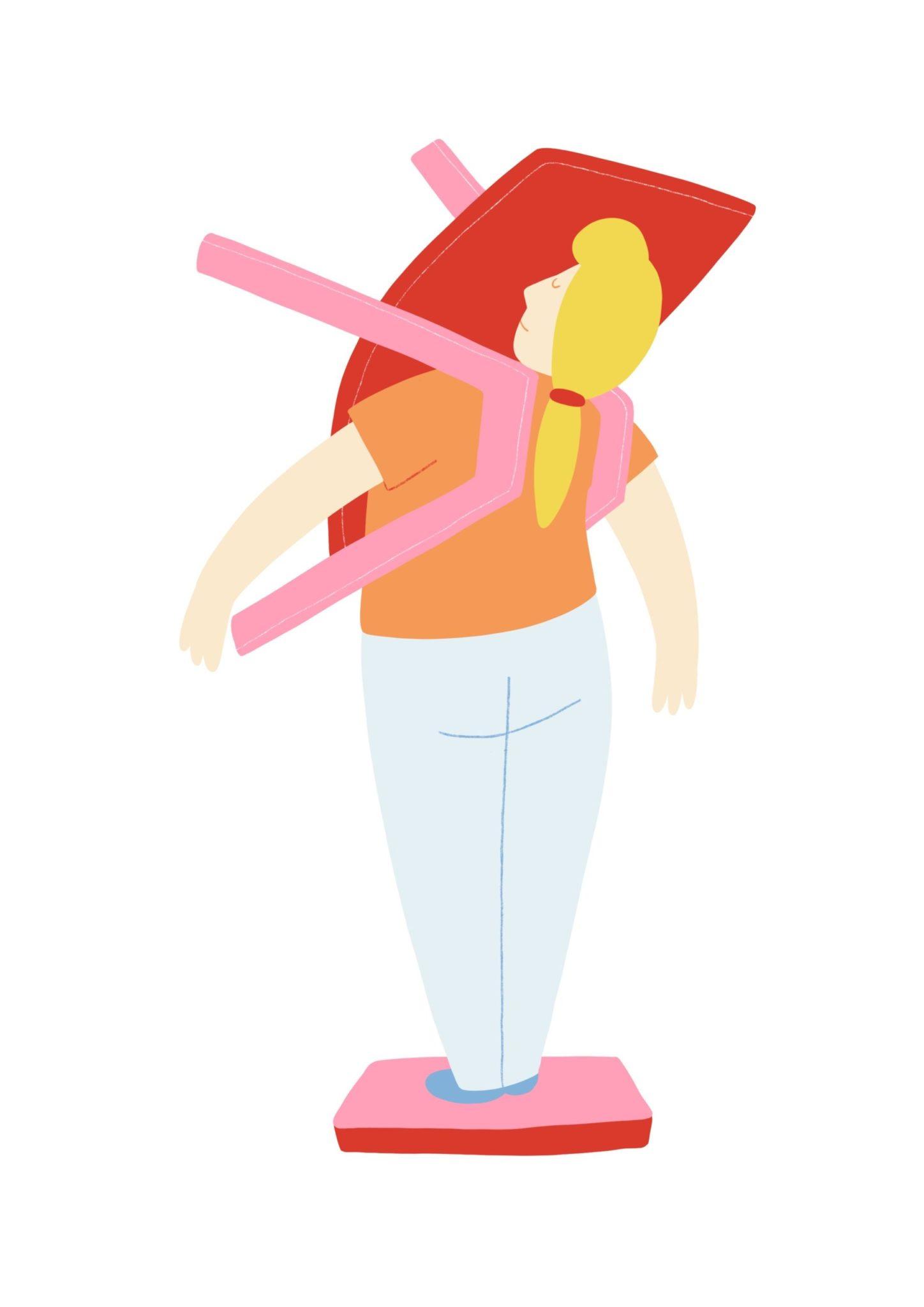Illustration aus dem Reader Grundbegriffe für kulturelle Bildung Kapitel Partizipative Künste im Rahmen kultureller Bildung