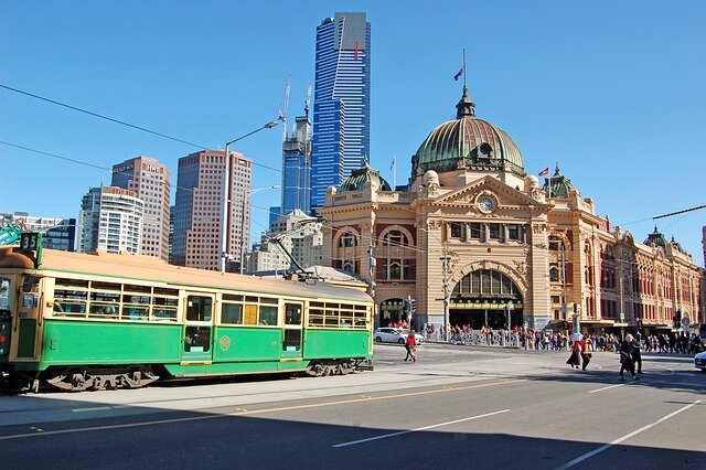 Melbourne Beispielbild 3