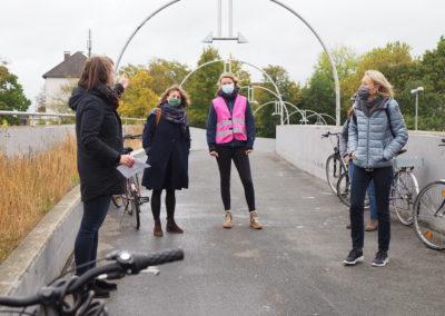Fahrradtour Schneckenbrücke