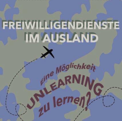 Unlearning lernen: Freiwilligendienste im Ausland
