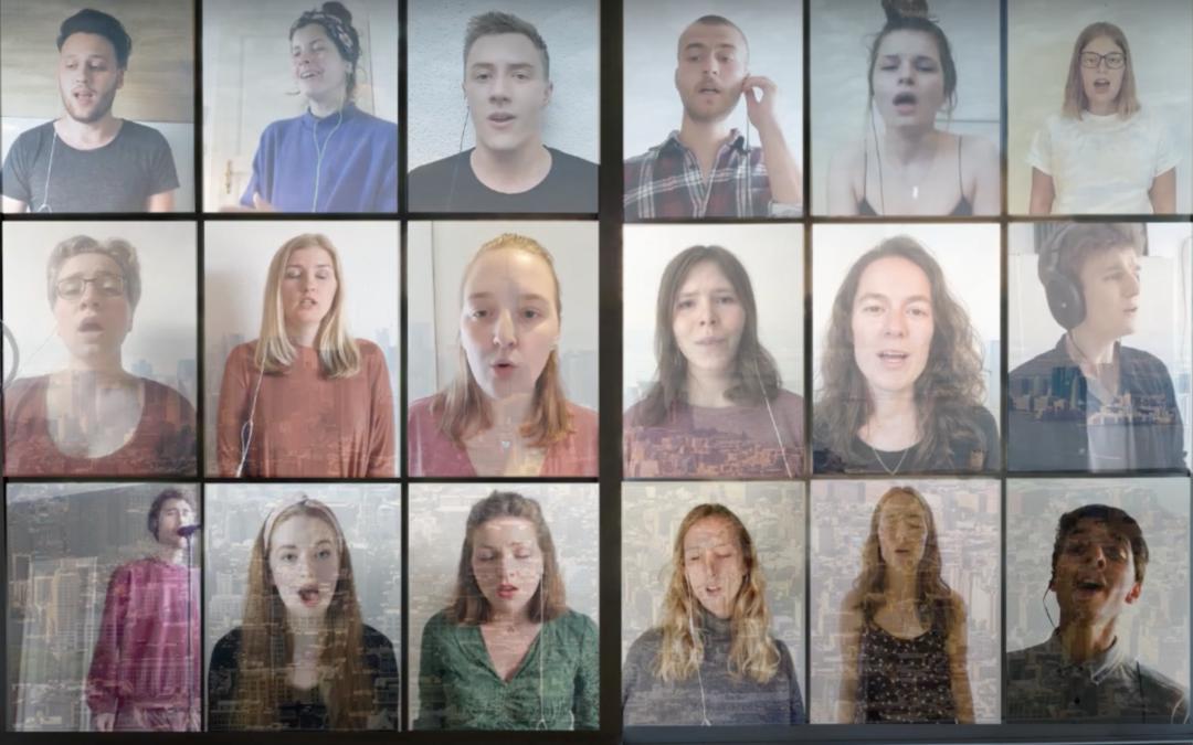 Virtual UniqueVoices – A heart in New York