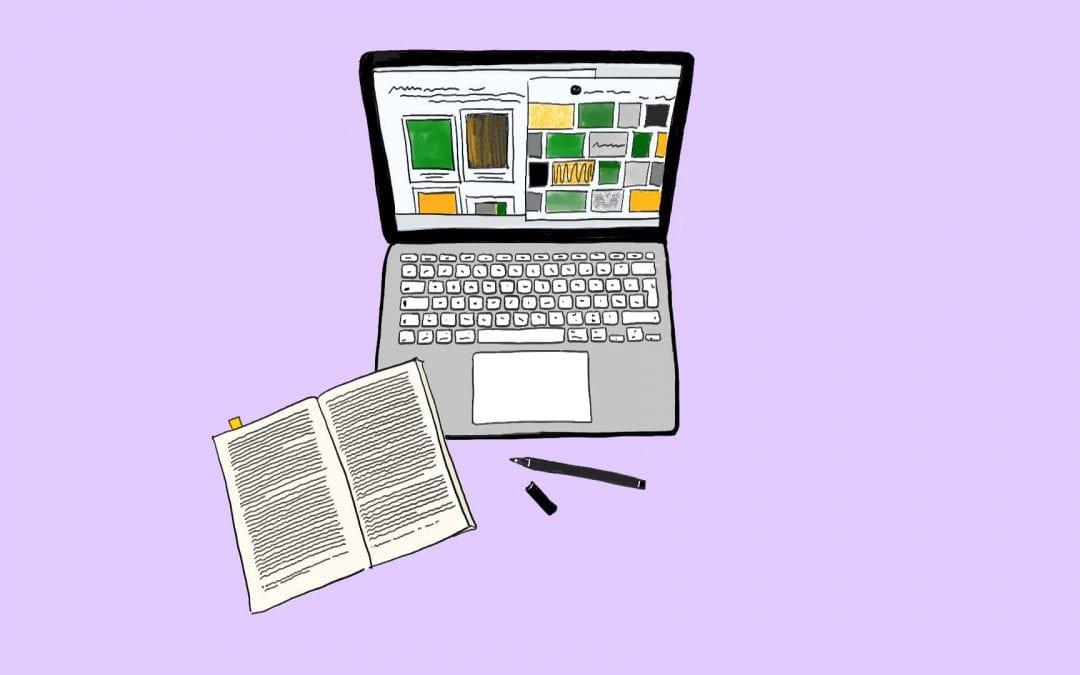 Kunstwissenschaftlich Arbeiten im digitalen Semester: Teil 3