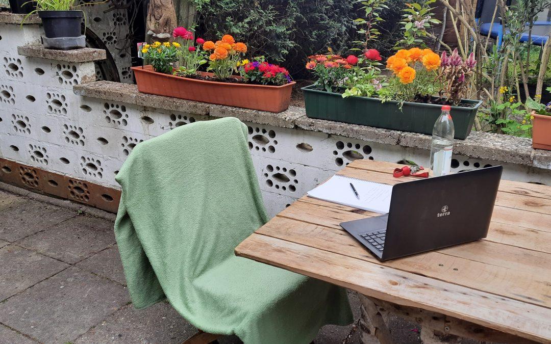 Work-Life-Balance im Online-Semester