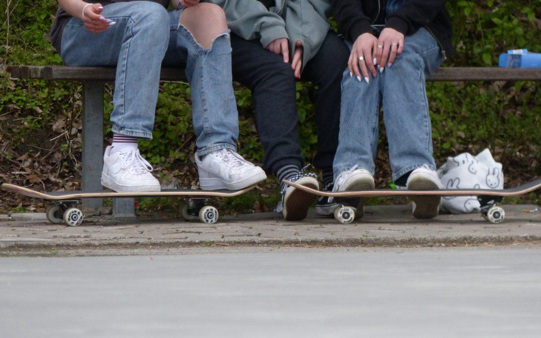Skaten für Anfänger*innen