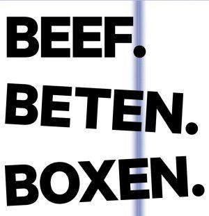 Beef Beten Boxen