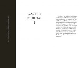 Gastro-Journal