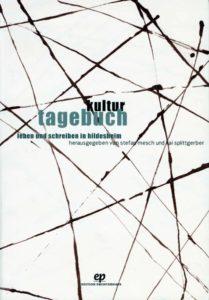 Kulturtagebuch. Leben und Schreiben in Hildesheim