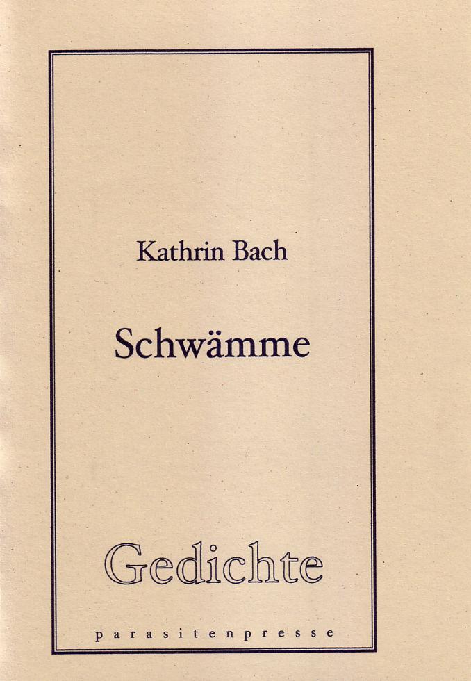 Kathrin Bach