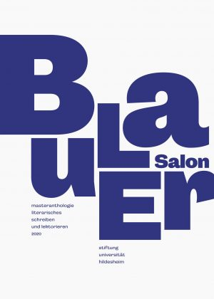 Blauer Salon