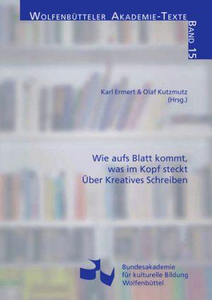 """Der Studiengang """"Kreatives Schreiben und Kulturjournalismus"""" an der Universität Hildesheim."""