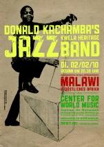 Donald Kachambas Kwela Band 1978