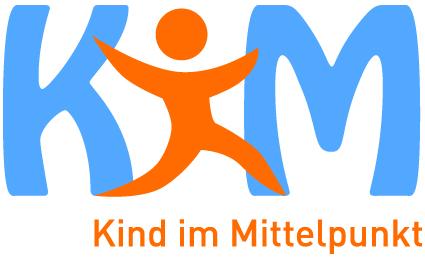 """Logo der Hochschulambulanz """"Kind im Mittelpunkt (KiM)"""""""