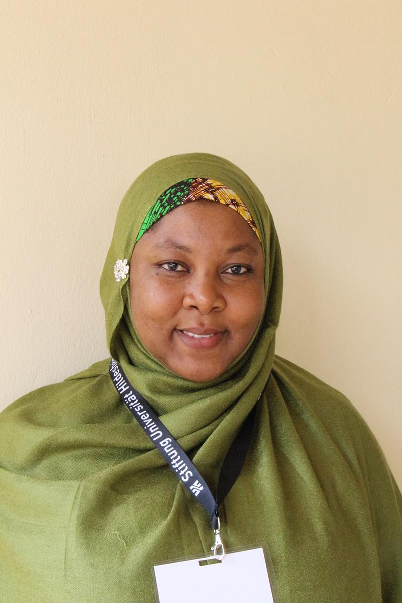 Zainab Oyiza Momoh