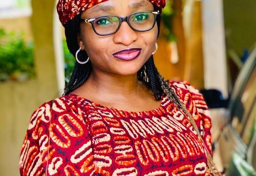 Naomi Andrew Haruna