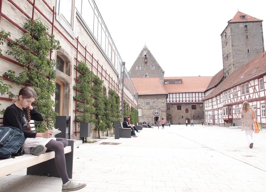 Universität Hildesheim Kulturcampus Domäne Marienburg